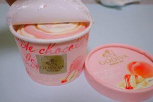 ゴディバのアイス3